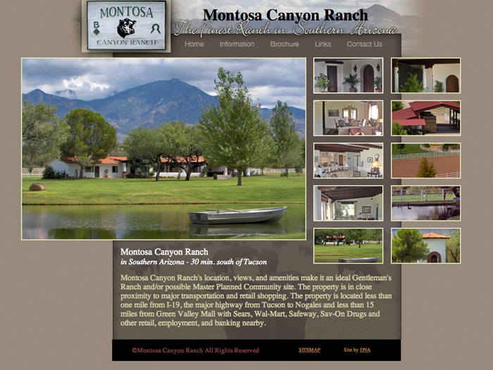 Montosa Canyon Ranch
